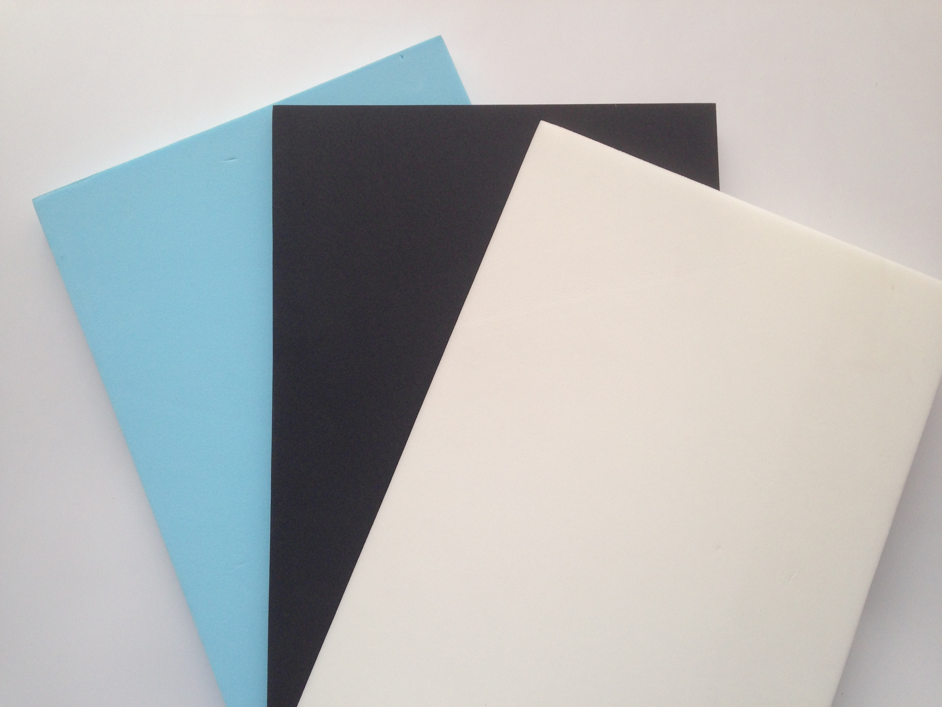 Colorful PE foam sheets for packing