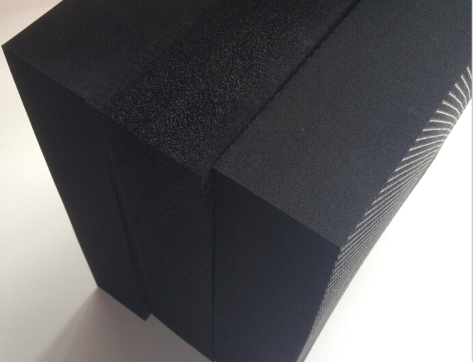 EPDM rubber foam boards for die-cut