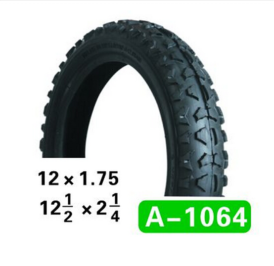 12 1/2x2 1/4 Children bicycle tyres