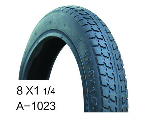 8x1.25 scooter tyre
