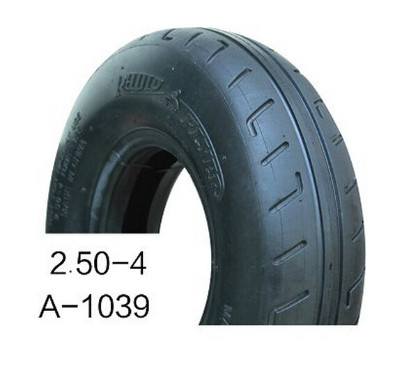 2.50-4 scooter tyre