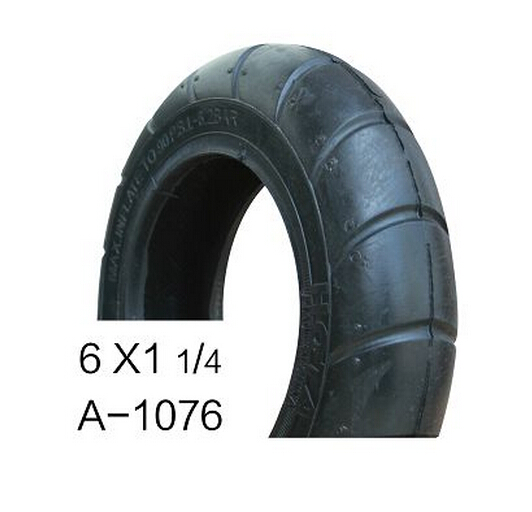 6x1 1/4 scooter tyre