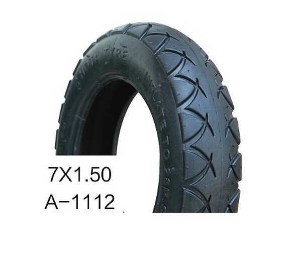7x1.50 scooter tyre