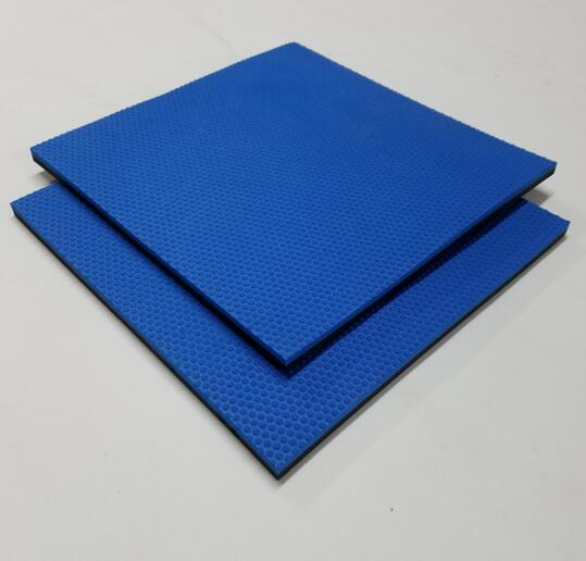 Embossed EVA marine foam sheets