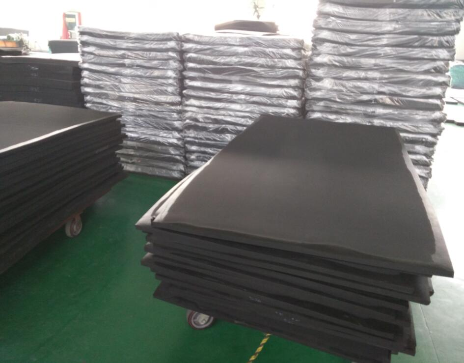 Closed cell EPDM rubber foam
