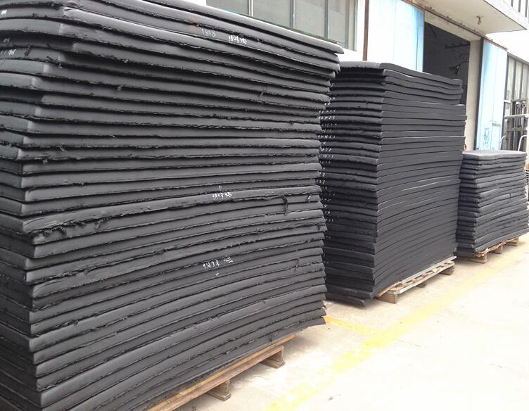 Density 120kg/m3 EPDM foam blocks